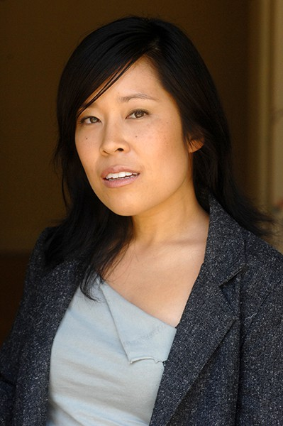 Stephanie Sheh voice actress