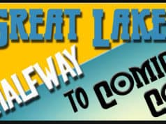 The Great Lakes Comic-Con Halfway Show