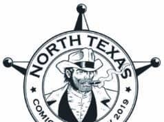 North Texas Comic Book Show February 2nd & 3rd, 2019