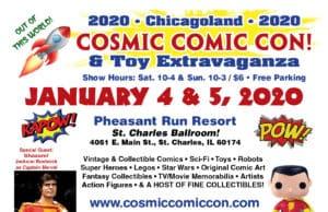 Cosmic Con