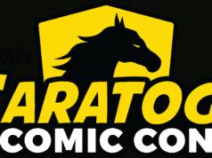 Saratoga Comic Con Logo