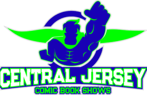 Central Jersey Comic Book Show Logo